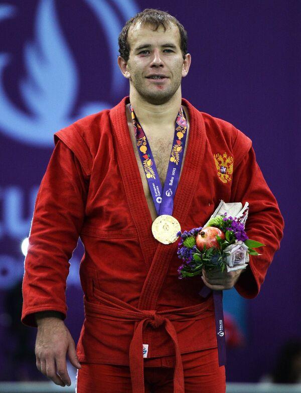 Альсим Черноскулов (Россия)