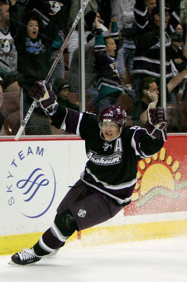 Теему Селянне в сезоне НХЛ-2005/2006