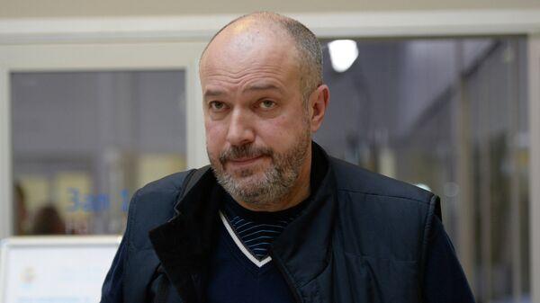 Генеральный директор АНО Спортивное вещание Василий Кикнадзе