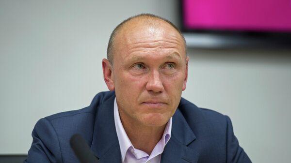 Генеральный директор Спартака Сергей Родионов