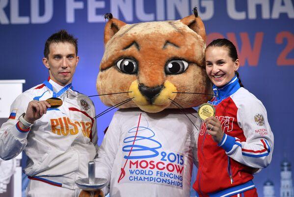 Софья Великая и Алексей Якименко