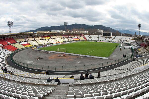 Республиканский стадион Спартак во Владикавказе