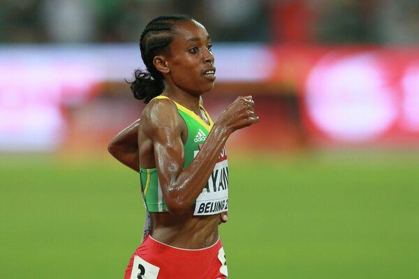 Аяна Алмаз (Эфиопия)