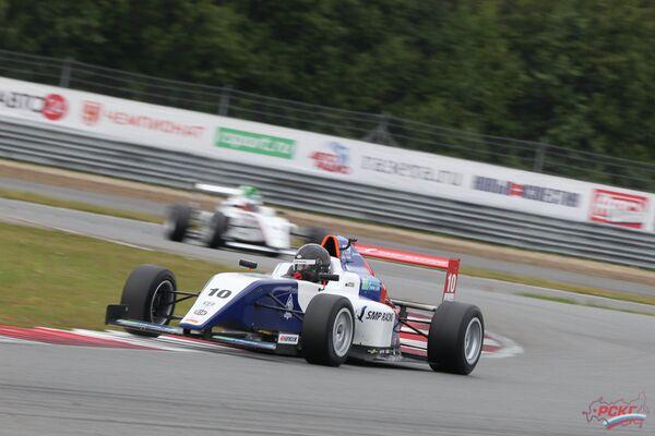 Этап российской серии кольцевых автогонок в классе Формула-4