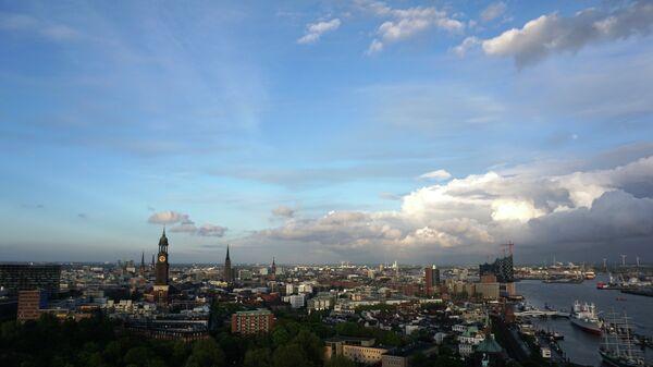 Виды Гамбурга