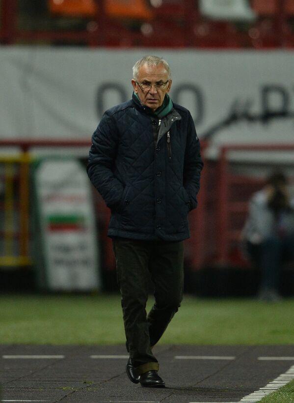 Главный тренер Амкара Гаджи Гаждиев