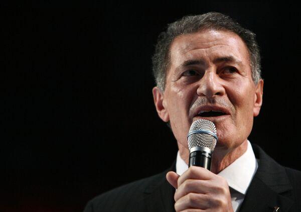 Президент Международной федерации гандбола (IHF) Хассан Мустафа
