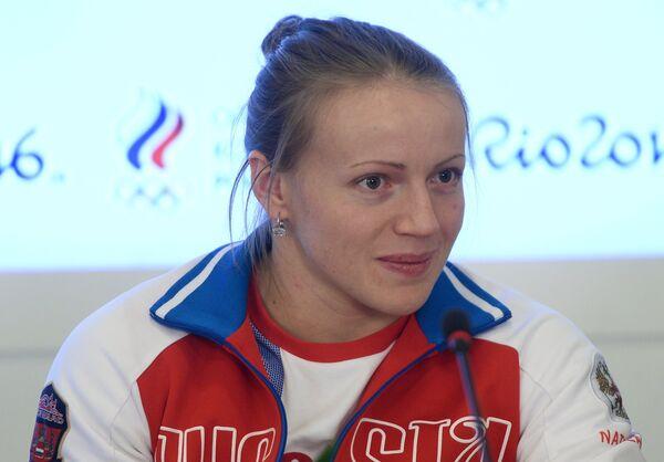 Российская тяжелоатлетка Тима Туриева