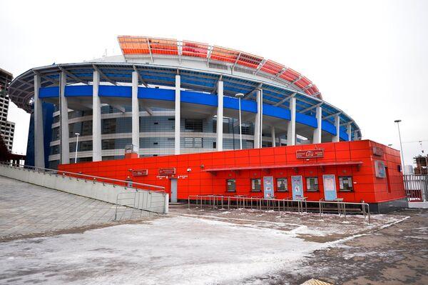 ДС Мегаспорт открылся после реконструкции