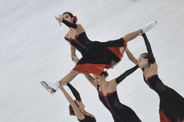 Российская команда Парадиз