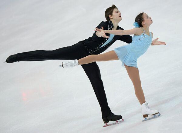 Анастасия Губанова и Алексей Синцов