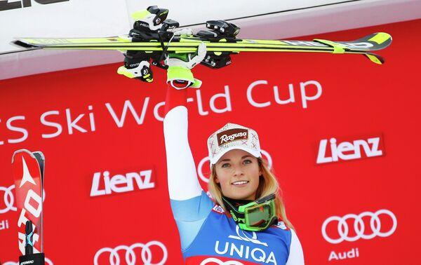 Швейцарская горнолыжница Лара Гут