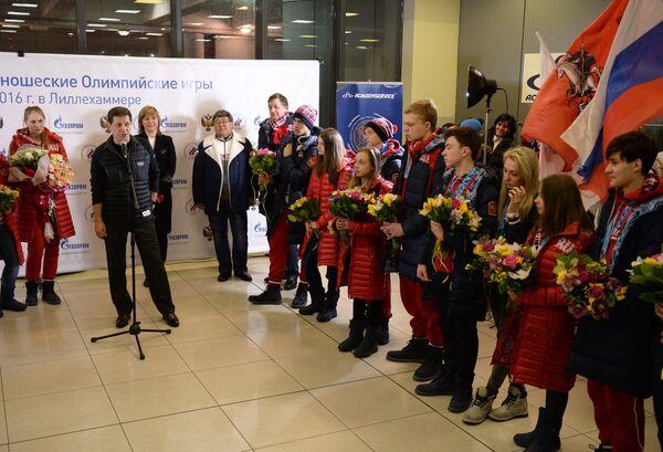 Глава Олимпийского комитета России Александр Жуков