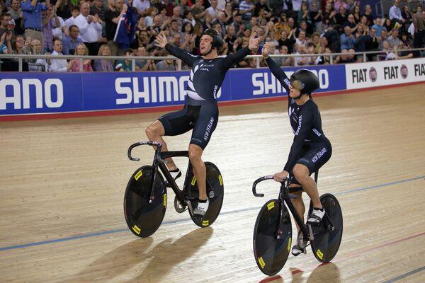 Сборная Новой Зеландии по велоспорту