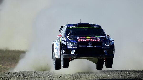 Власти Финляндии арестовали имущество гонщика WRC Латвала