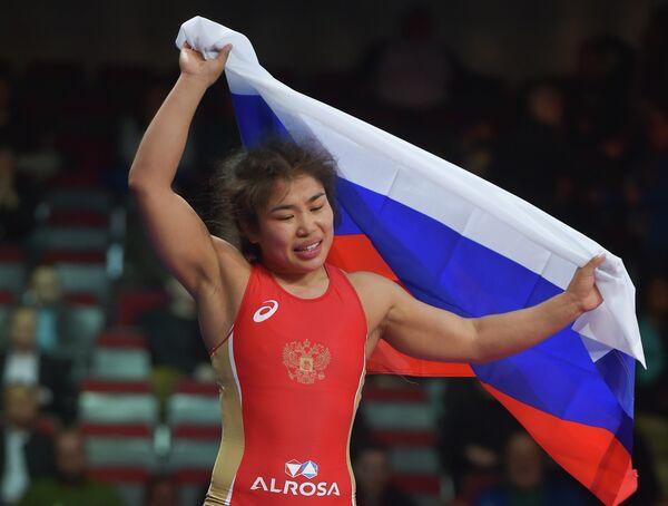 Ирина Ологонова