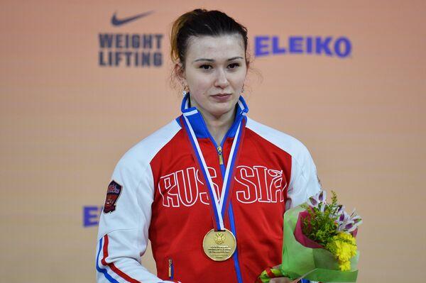 Мария Петрова (Россия)