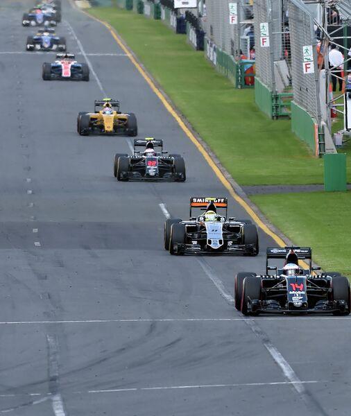 Гран-при Австралии-2016