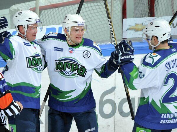 Виталий Ситников, Игорь Магогин и Игорь Скороходов (слева направо)