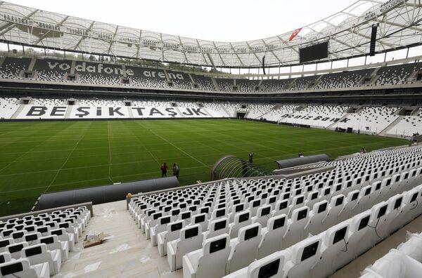 Стадион турецкого Бешикташа