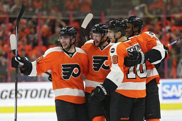 Хоккеисты Филадельфии