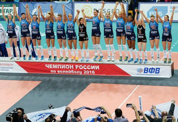 Волейболистки Динамо (Москва)