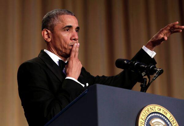 Барак Обама повторил жест Кобе Брайанта