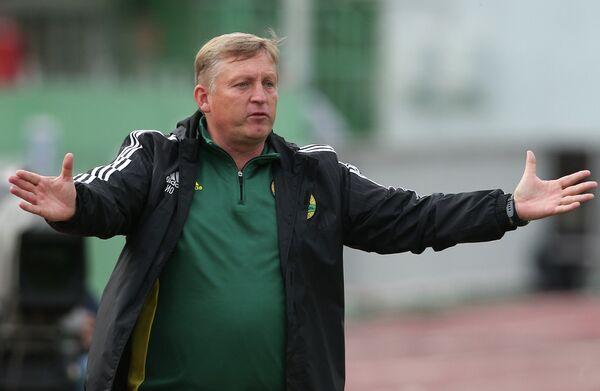 Главный тренер ФК Кубань Игорь Осинькин