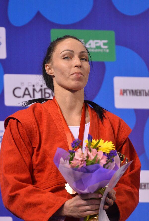 Юлия Вицина (Россия)