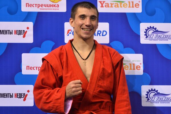 Александр Саликов (Россия)