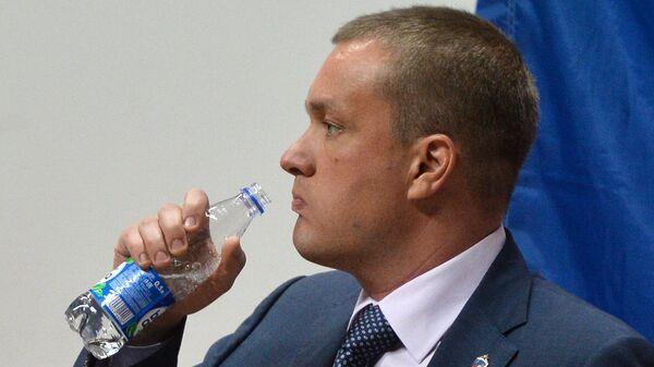 Президент ПБК ЦСКА Андрей Ватутин