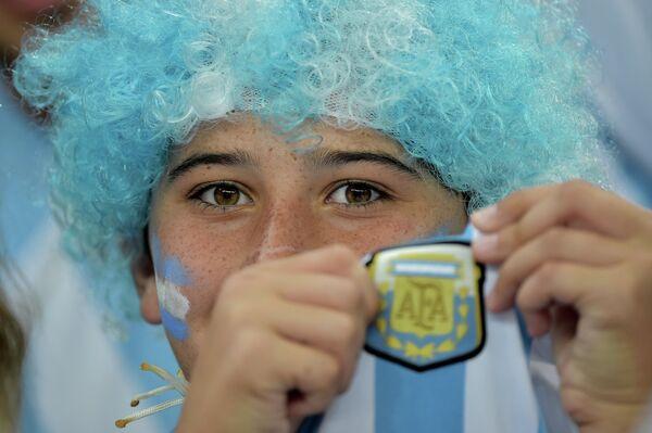 Логотип Аргентинской федерации футбола