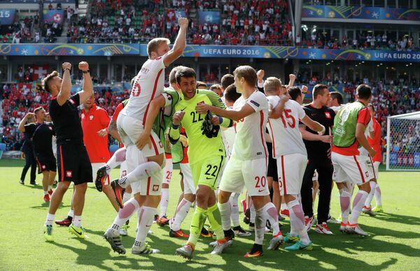 Игроки сборной Польши по футболу