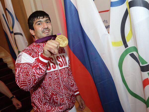 Россиянин Тагир Хайбулаев